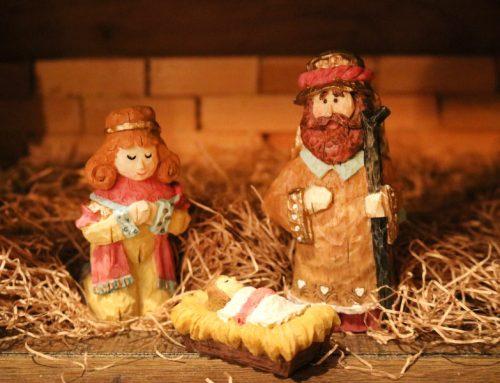 Nativity play enjoyed by kids